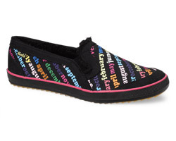 Keds Champion Style Months Slip On