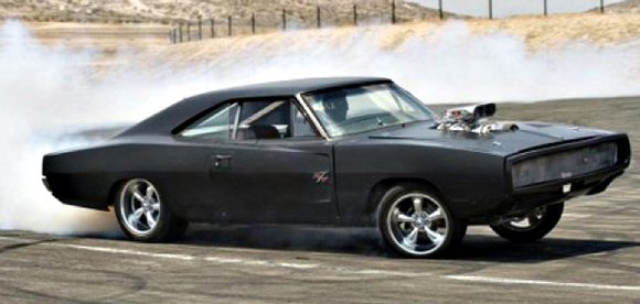 "Own the Dodge Charger from ""The Fast and the Furious"""